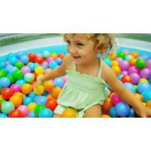 INTEX Míčky do bazénů 8,5cm 100 ks 49600