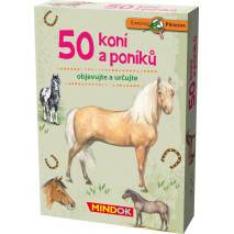 Mindok Expedice příroda: 50 koní a poníků