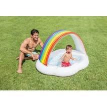 INTEX Dětský bazének DUHA 57141
