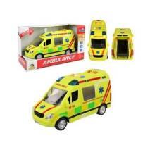 MaDe Auto Ambulance, zvuky a světlo