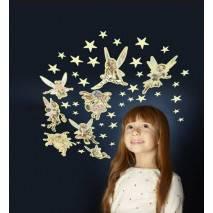 GlowStars Glow Hvězdy a víly
