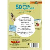 Mindok Expedice příroda: 50 druhů hmyzu a pavouků