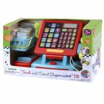 Teddies Moderní elektronická dětská pokladna