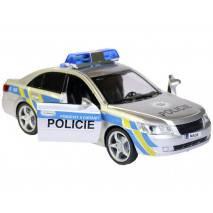 MaDe Policejní auto, CZ hlasy a světlo