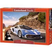 Puzzle 1000 dílků - Modré Arrinera Hussarya GT 104031