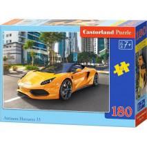 Puzzle 180 dílků - Žluté Arrinera Hussarya 33 18376
