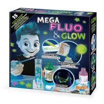 BUKI MEGA Fluo&Glow laboratoř