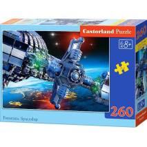 Puzzle 260 dílků - Kosmická loď 27408
