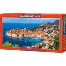Puzzle 4000 dílků - Dubrovník Chorvatsko 400225