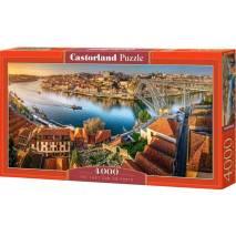 Puzzle 4000 dílků - Západ slunce v Portu 400232