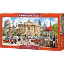 Puzzle 4000 dílků - Krása Říma 400270