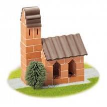 Teifoc 4050 Kostel 75 dílků