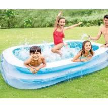 INTEX Rodinný bazén Family 56483