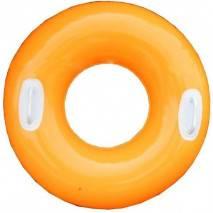 INTEX Plavací kruh 76cm 59258 oranžový