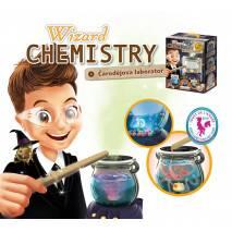 BUKI Čarodějova chemická laboratoř