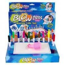 BLOW pens Foukací fixy - moře