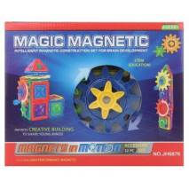 Magnetická stavebnice Magic Magnetic 32ks MOTION