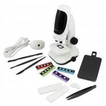BUKI Digitální mikroskop 3v1 MR700 se 40ti experimenty