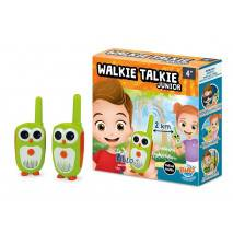 [bez obalu] BUKI MiniScience Vysílačky Walkie Talkie Junior 2km