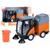 Úklidový vozík City Service, zvuky WY680A