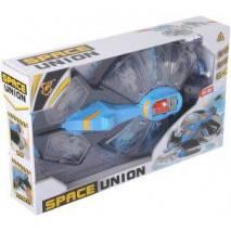 Vesmírný koráb Space Union se zvuky