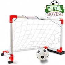 Pohyblivá fotbalová branka se zvuky