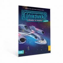 Albi Kniha Únikovka - Uvězněni ve vesmíru
