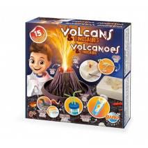 [vrácené zboží] BUKI Vulkán a vykopávka dinosaura