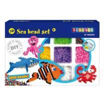 Playbox Zažehlovací korálky 4000ks - Mořský život