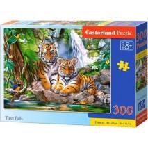 Puzzle 300 dílků - Tygří vodopád 30385