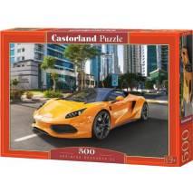 Puzzle 500 dílků - Žluté Arrinera Hussarya 33 52950