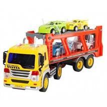 Kamion auto-transport WY570B, zvuky a světlo