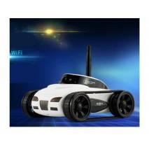 I-Spy Mini - bezdrátově řízený tank s kamerou