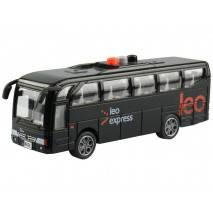 MaDe Autobus LEO Express - mluví a svítí