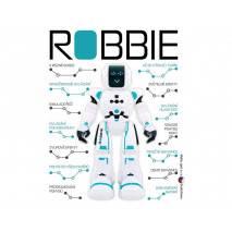 MaDe ROBBIE - robotický kamarád