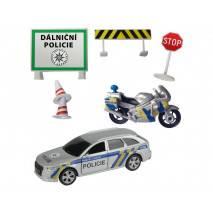 MaDe Sada dálniční policie, zvuk a světlo