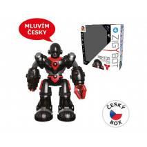 MaDe Robot Hektor - mluví česky a rapuje