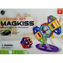 Magnetická stavebnice MAGKISS mini 46pcs