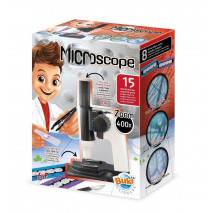 BUKI Mikroskop MR400 s 15ti experimenty