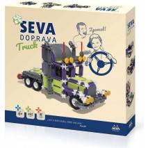 SEVA Doprava Truck - polytechnická stavebnice