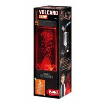 BUKI Science+ Lávová lampa vulkán
