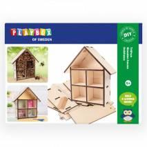 Playbox Dřevěný domeček pro hmyz