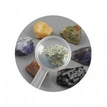 BUKI DIGKIT vykopávka minerální kameny