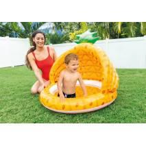 INTEX Dětský bazének Ananas 58414