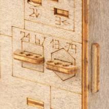 EscWelt Dřevěný hlavolam SpaceBox