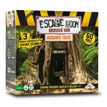 ESCAPE ROOM - Úniková hra Rodinná edice - 3 scénáře