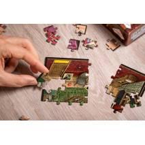 ESCAPE ROOM - Dobrodružné puzzle - Tajemství vědy