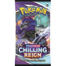 Pokémon TCG: Sword and Shield - Chilling Reign Booster
