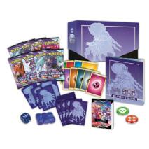 Pokémon TCG: Sword and Shield - Chilling Reign - Elite Trainer Box - Shadow Rider Calyrex