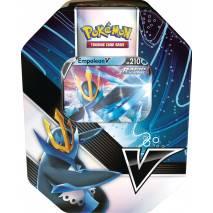 Pokémon TCG: V Strikers Tin - motiv Empoleon V